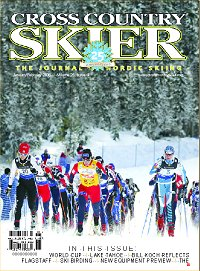 Crosscountry Skier Magazine