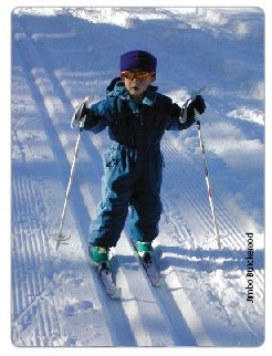 THREE GENERATIONS: IF DARWIN WAS A SKIER