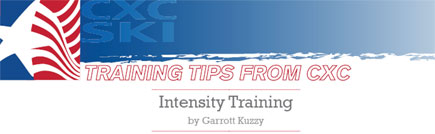CXC: Intensity Training