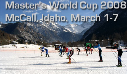 Master's World Cup Headed to McCall