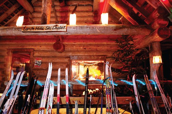SKI CLUB FEATURE:LARCH HILLS NORDIC SOCIETY