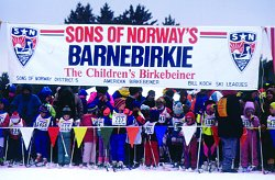 As the Sons of Norway amped up event promotion, more local ski clubs, school groups and organizations from as far away as the Twin Cities began showing up, and numbers jumped up considerably.