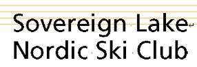 SKI CLUB FEATURE�SOVEREIGN LAKE NORDIC SKI CLUB