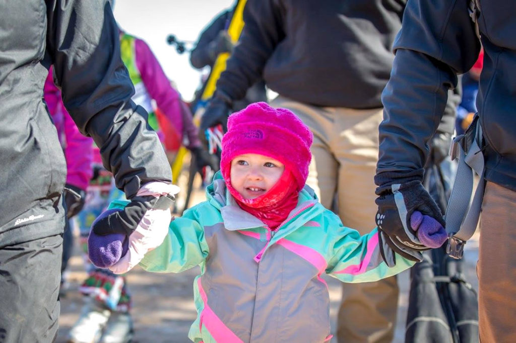 The American Birkebeiner draws skiers of all ages. [Photo] Courtesy of ©American Birkebeiner Ski Foundation