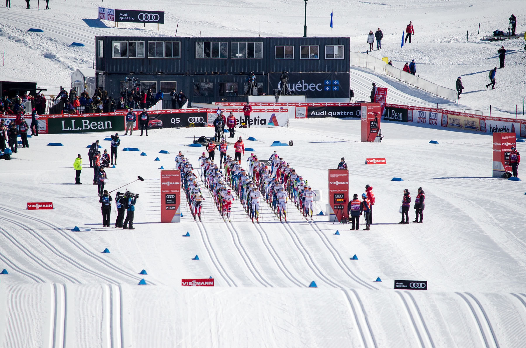 Starting my first World Cup!!! [Photo] Gretchen Powers