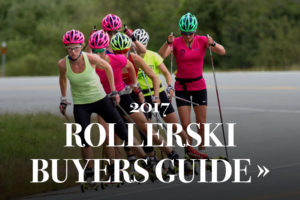 2017 Cross Country Skier Rollerski Buyers Guide