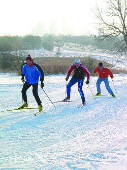 131c7525a1 If there was a civic award for the best cross country ski town in the  United States
