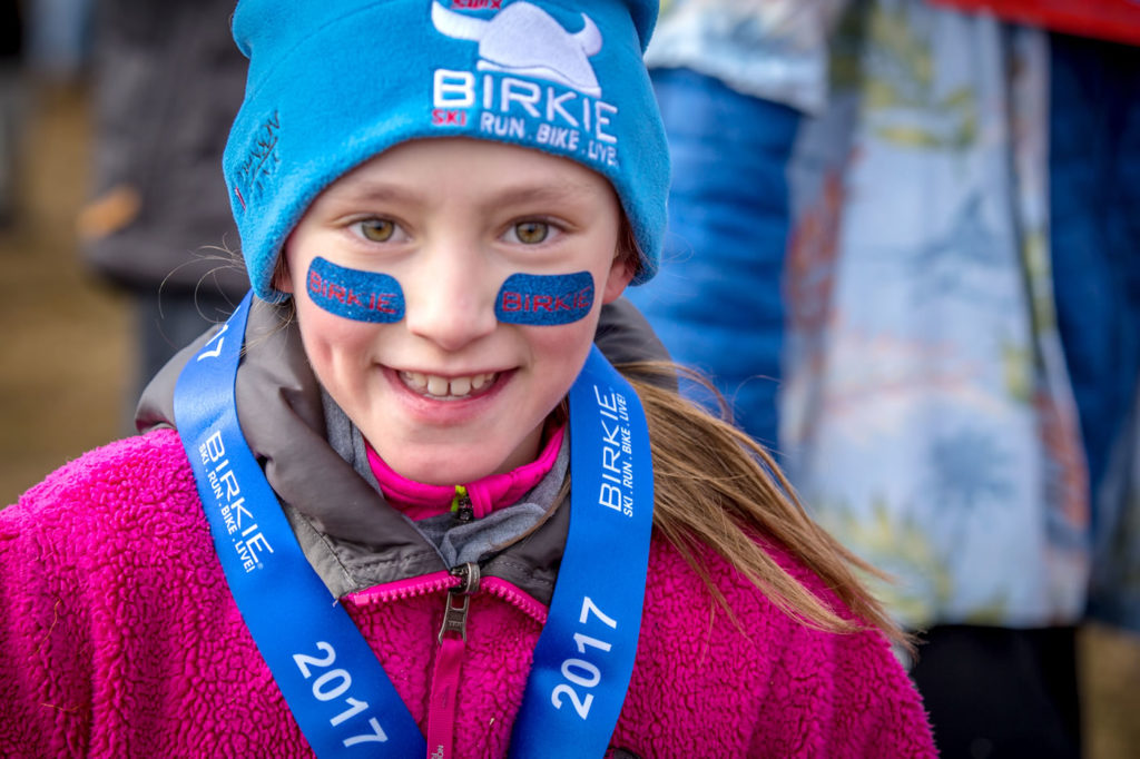 Birkie Fever at every age. [Photo] Courtesy of ©American Birkebeiner Ski Foundation