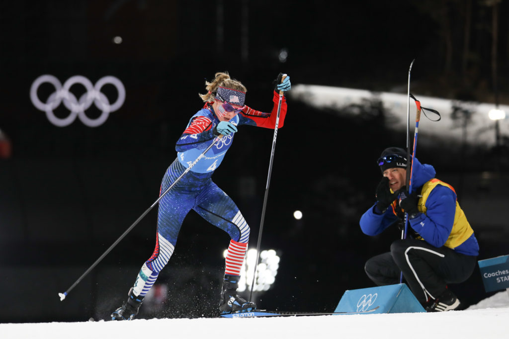 Matt Whitcomb: good, clean, sport—Outspoken critic of doping, American coach helps fallen Russian in men's classic sprint