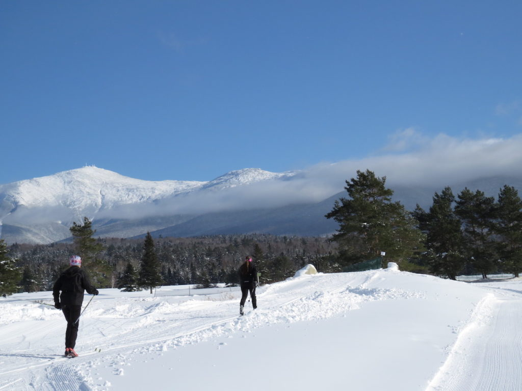 Bretton Woods Nordic Center, Bretton Woods, New Hampshire