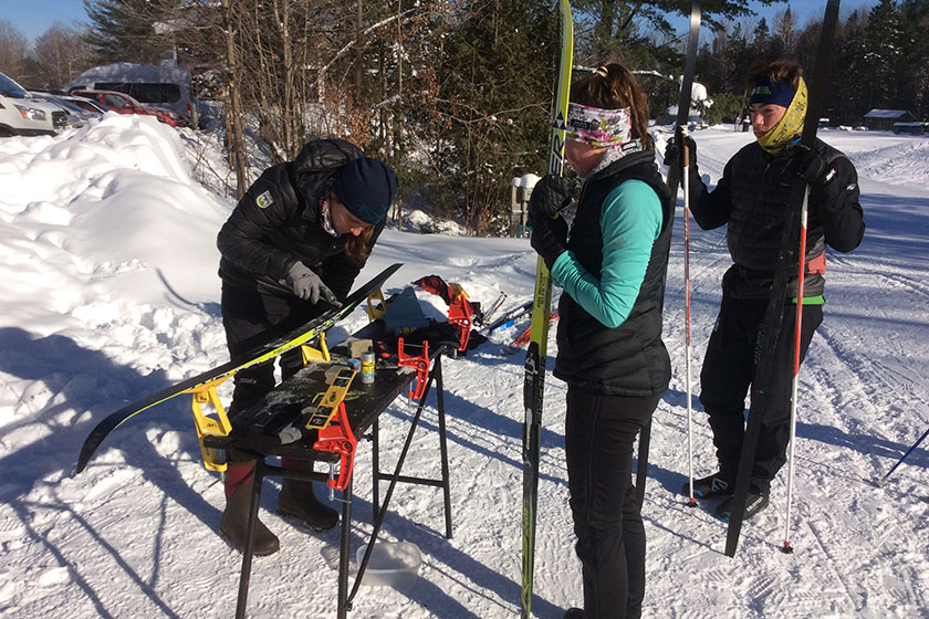 Kids Should Care: How to engage youth skiers to properly maintain their gear